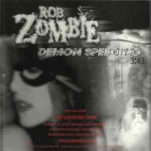 Rob Zombie - Demon Speeding Scaricare