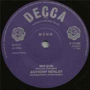 Anthony Newley - Why Scaricare
