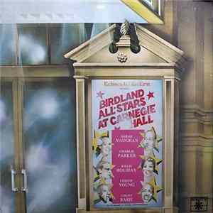 Various - Birdland All-Stars Live At Carnegie Hall Scaricare