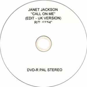 Janet Jackson - Call On Me (Edit - UK Version) Scaricare