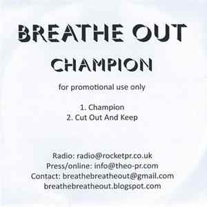 Breathe Out - Champion Scaricare