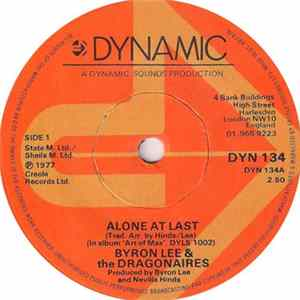 Byron Lee & The Droganaires - Alone At Last / Fifth Of Beethoven Scaricare