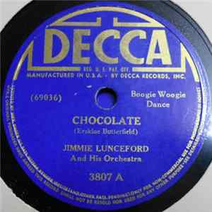 Jimmie Lunceford And His Orchestra - Chocolate / Battle Axe Scaricare