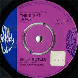 Billy Butler - The Right Track / The Boston Monkey Scaricare