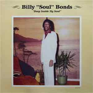 "Billy ""Soul"" Bonds - Deep Inside My Soul Scaricare"